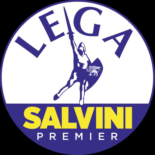 logo lega salvini premier